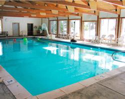 Hermit Basin indoor swimming pool
